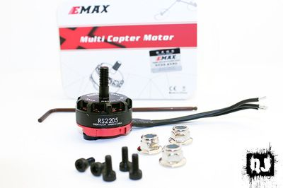 EMAX RS2205 2600kv RED BASE