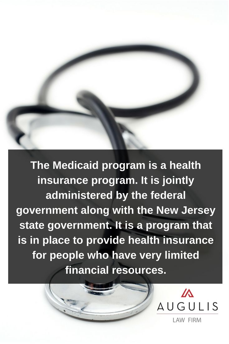 56 best warren new jersey estate planning law images on pinterest the medicaid program is a health insurance program it is jointly administered by the federal fandeluxe Choice Image