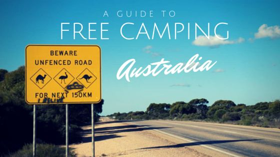 A guide to free camping in Australia - Wiki Camps