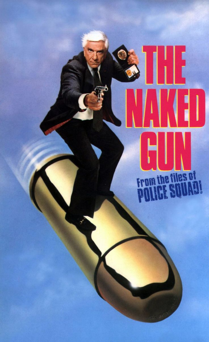 The Naked Gun: 1988. Screwball comedy from the same gang behind Airplane. Lots of spoofs on crime classics and corny lines. Still, oddly enjoyable. (285/1001)