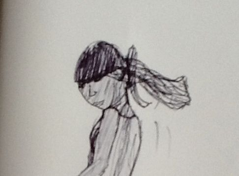 3 minute sketch