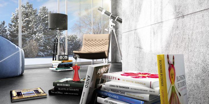 COLD HOUSE, imagem feita com o 3D Max e o Mental Ray.