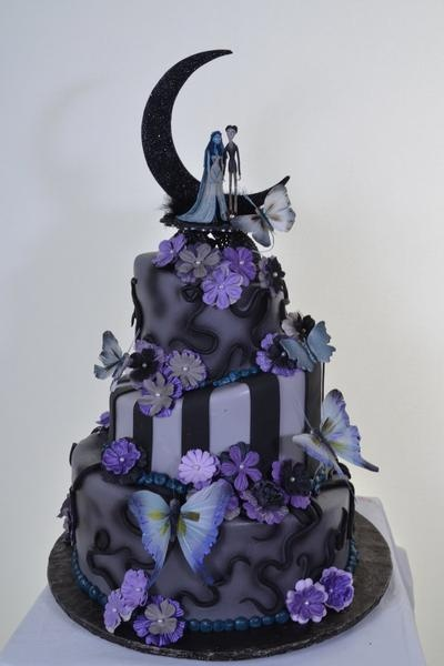 I found 'Corpe Bride Wedding Cake' on Wish, check it out!