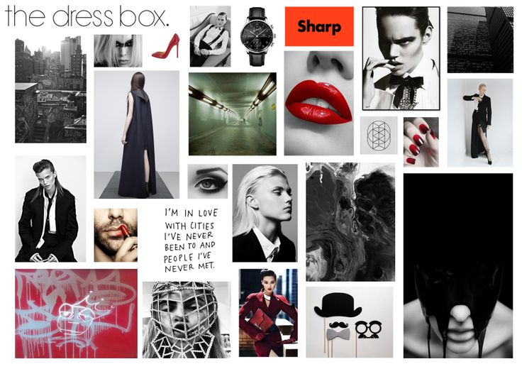 Androgynous. Sharp. Classic.  http://www.thedressbox.co.uk