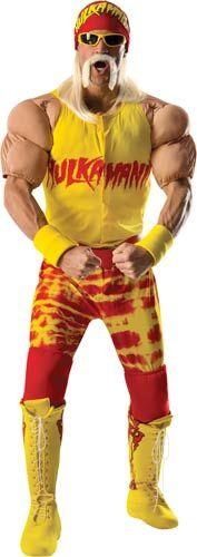 Hulk Hogan  #Halloween #Costumes #HalloweenCostumesForFamily #ShermanFinancialGroup
