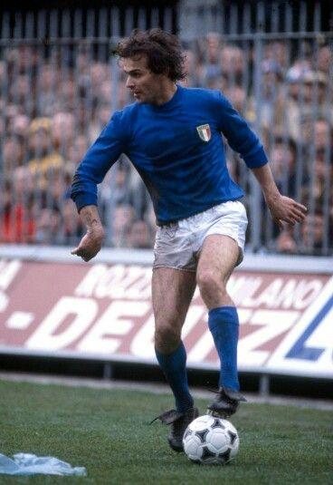 Antonio Cabrini of Italy in 1978.