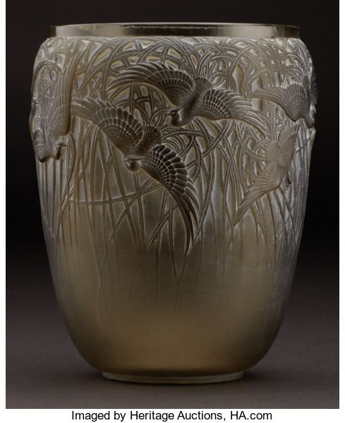 Art Glass:Lalique, R  LALIQUE