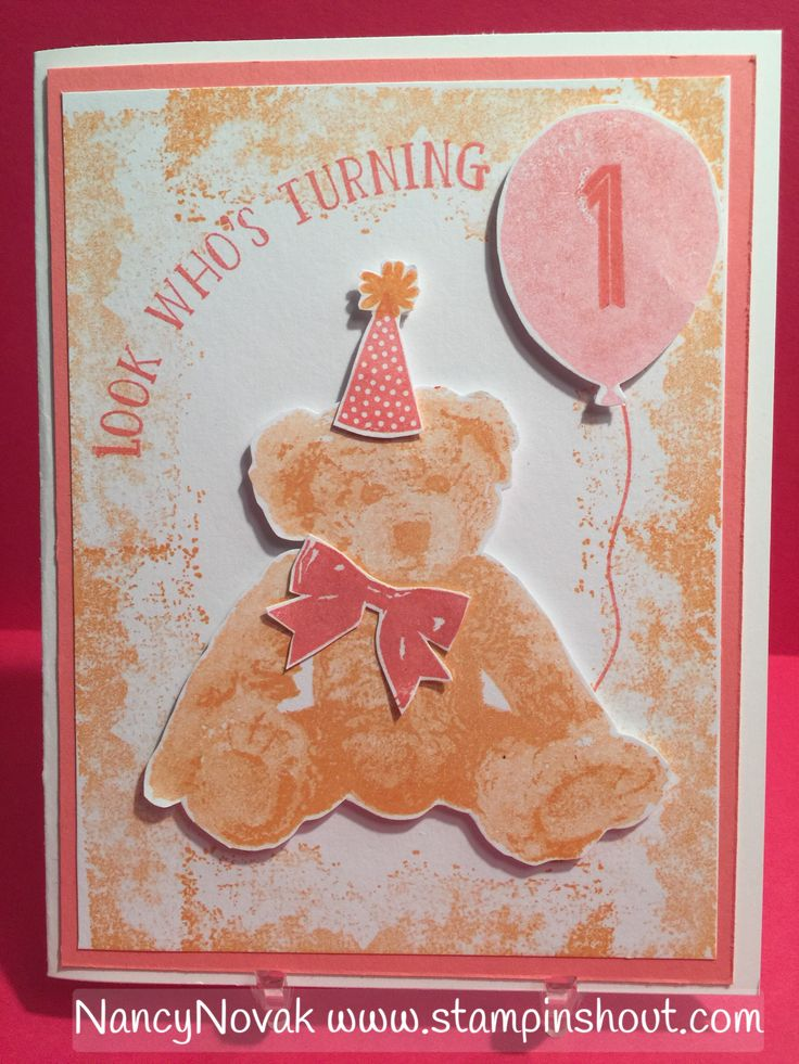 25 best ideas about Girl birthday cards – Little Girl Birthday Cards