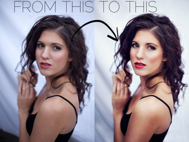 Learn the secrets of this before and after: A Photoshop Tutorial » Alex Beadon Photography