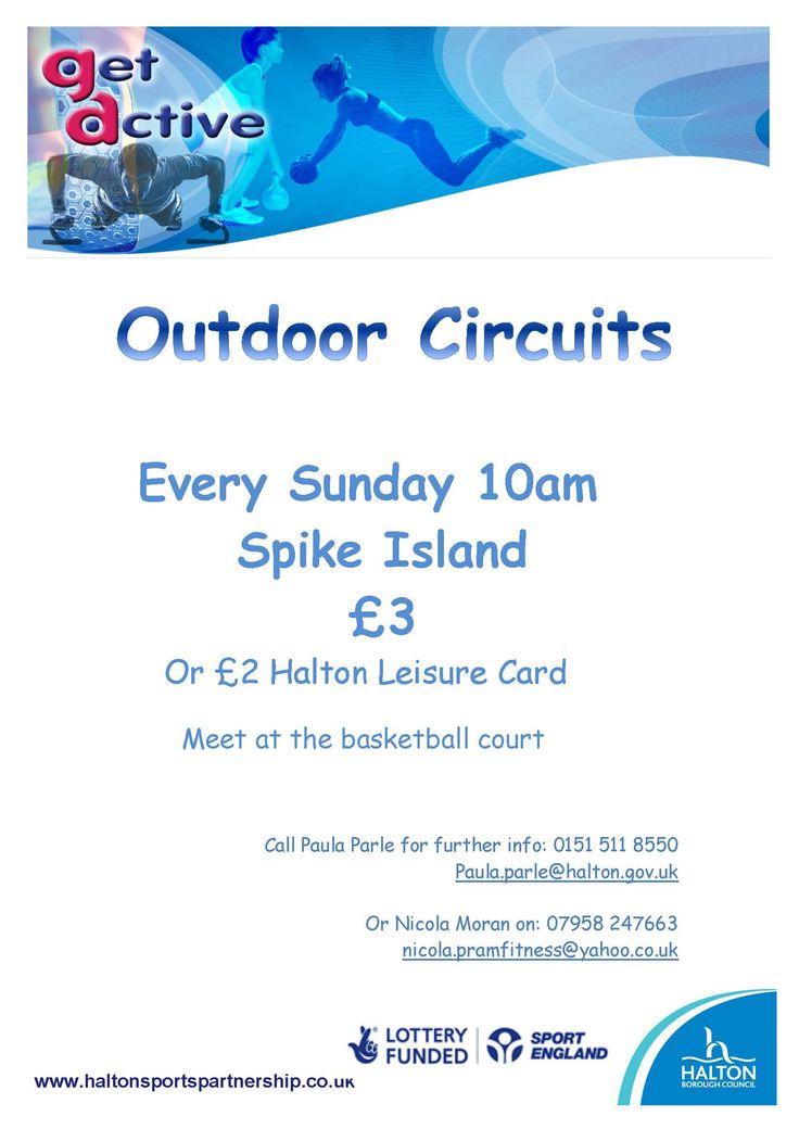 Outdoor circuits