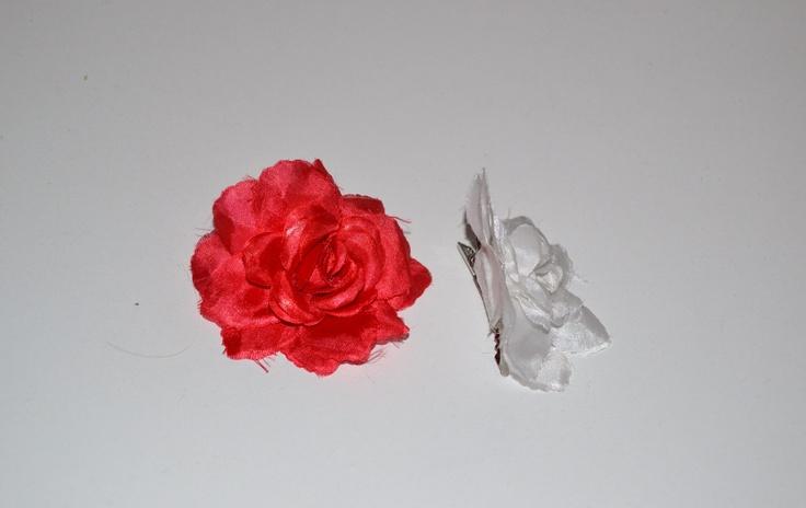 Horquillas de flores 3 euros