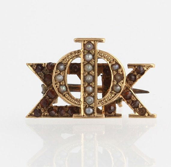PHI SIGMA KAPPA c1900s10s Antique Pin  by WilsonBrothers on Etsy, $1099.99