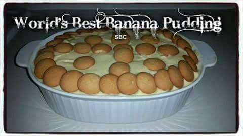 ****SHARE🔶TO🔶SAVE****  My Aunt Allie Mea Made The BEST BANANA Pudding EVER......HANDS DOWN!!!  ❤WORLD'S BEST BANANA PUDDING❤  ▶Friend Or Follow Me HERE▶▶ Facebook.com/MarkSmith72  Ingredients: 2 (14 oz) can sweetened Condensed milk (I only use Eagle Brand) 3  C. Cold water 2   (4 - serving) pk Instant Vanilla pudding 4 cups  (2 pints) Heavy Whipping Cream 75 Vanilla wafers 6 med bananas ( Lemon juice) to dip bananas in to keep from Turing brown  Directions: Wisk condensed milk and water in…