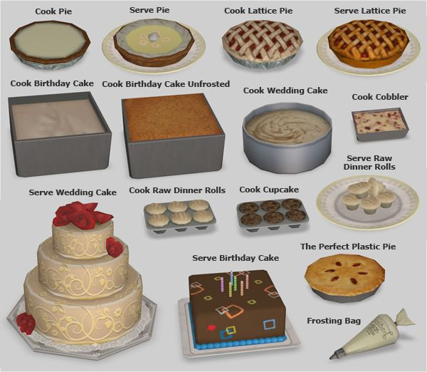 Always Sims                                                     bakery