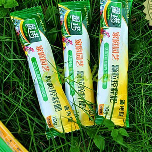 1 Embalaje Original (10 gramos) Gránulos de Fertilizante de Liberación Controlada Adecuado para Jardín de Su Casa Todo Tipo de Plantas de Envío gratis