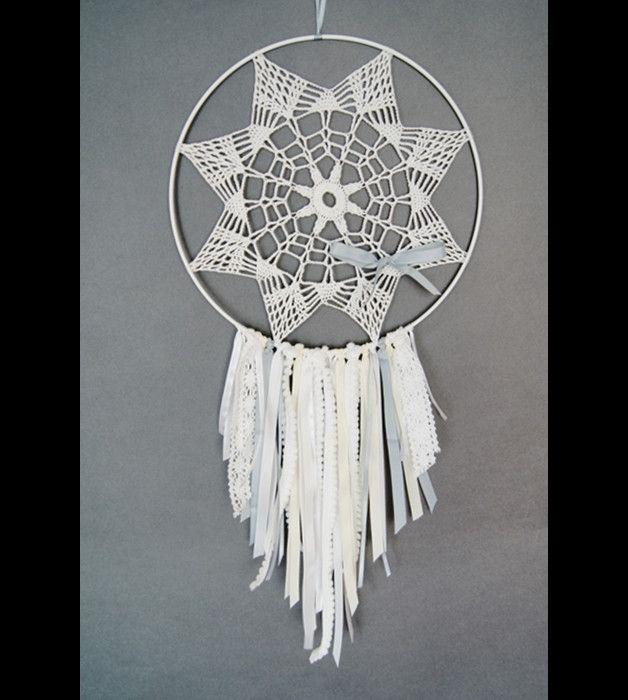 Dreamcatcher handmade crochet