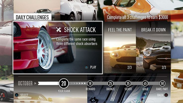 Need for Speed on Behance