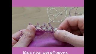 Tatlı ve farklı yazma örneği needle and thread embroidered – YouTube