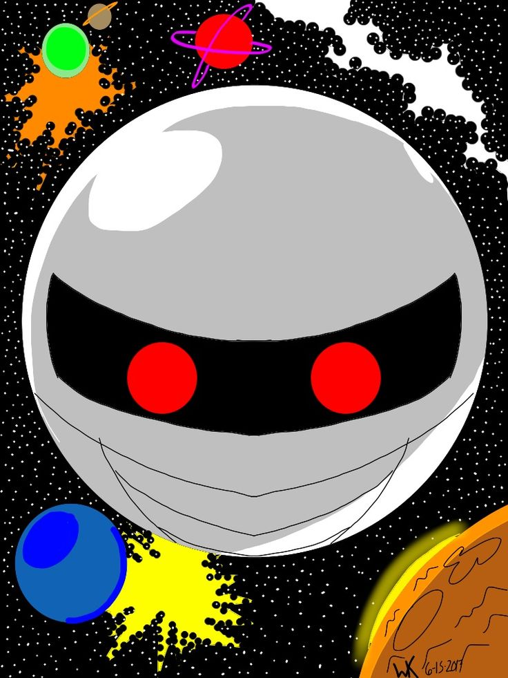 ego the living planet/rom, space knight