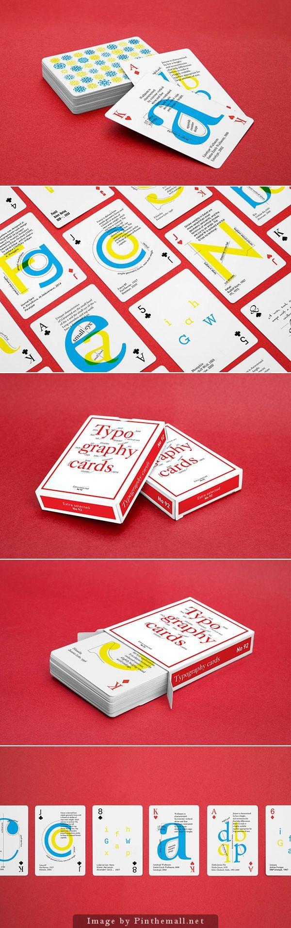 Typography cards by Anastasia Musaeva