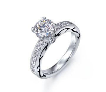 Chow Sang Sang Engagement Ring