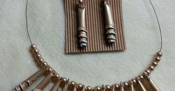 Parure oro capsule Nespresso pls. visit www.facebook.com/lemilleeunaideedichiara | Nespresso | Pinterest | Nespresso