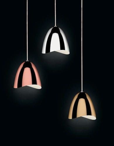 Pendant lamp / contemporary / plastic MIRAGE Karboxx