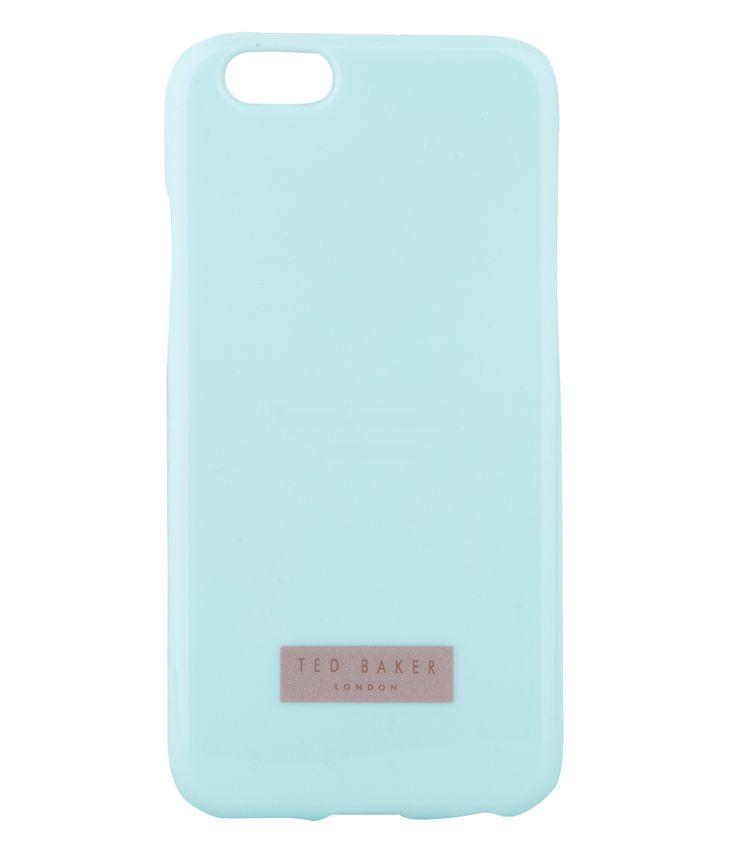 De Jemina iPhone 6 Case van Ted Baker is een trendy hoesje! (€23,95)