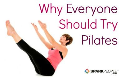 A Skeptic's Guide to #Pilates: Think It's Not for You? Think Again! | via @SparkPeople #fitness