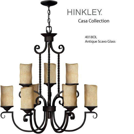 Hinkley Lighting 4018ol Cl Tall