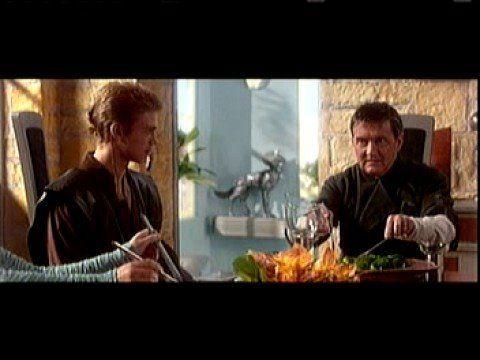 Deleted Scene - Star Wars episode 2 (deleted scenes)