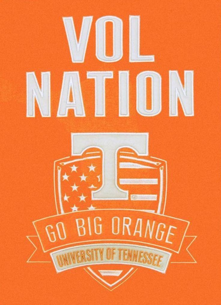 VOL NATION TENNESSEE