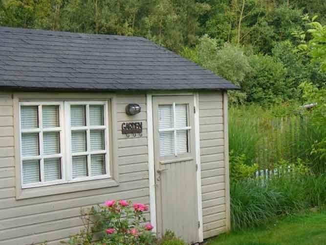 Cabanes bois id e couleur pour poulailler abri de jardin pinterest - Cabane pour jardin orleans ...