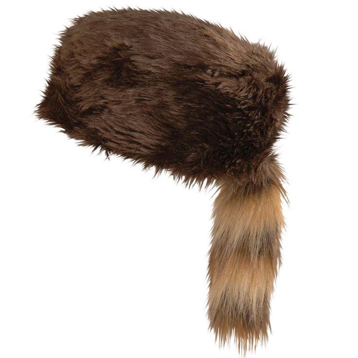 Chapeau de Trapeur #chapeauxdéguisements #accessoiresdéguisements #accessoiresphotocall
