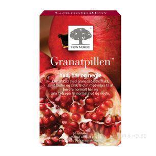Granatpillen 30 tabletter