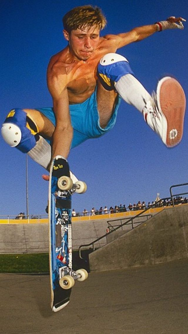 Rodney Mullen, truly a legend and my fav skater!