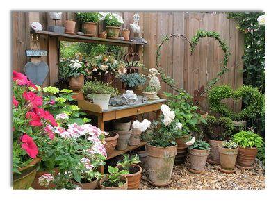 Great  liegt mir diese Ecke in meinem Garten