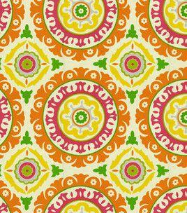 ,: Modern Essential, Home Decor Fabrics, Fruit Punch, Flare Fruit, Prints Fabrics, Essential Fabrics Solar, Waverly Modern, Fabrics Solar Flare, Solar Flares