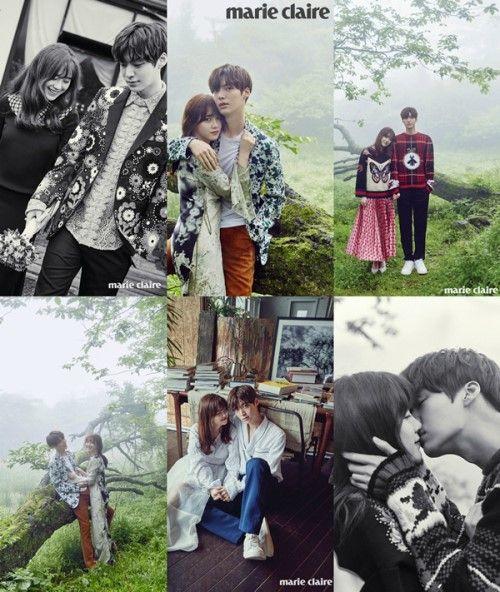 구혜선-안재현 부부, 영화의 한장면처럼 아름다운 '커플 화보' :: 네이버 TV연예