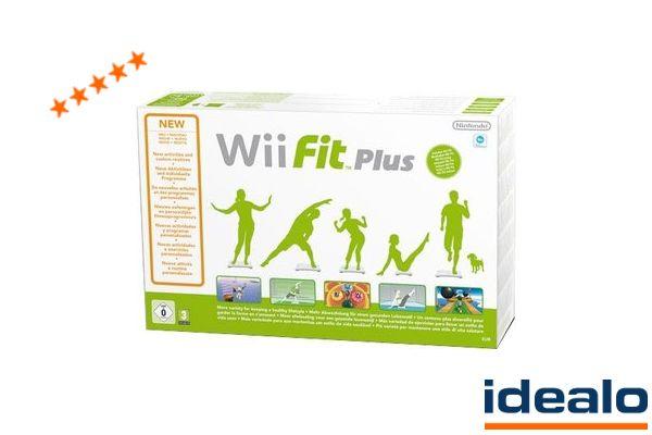 """Ula o grze na Nintendo Wii Fit Plus + Balance Board: """"Zabawny sposób na poprawę kondycji"""". WIĘCEJ: http://www.idealo.pl/opinie/2002273/wii-fit-plus-balance-board-wii.html"""