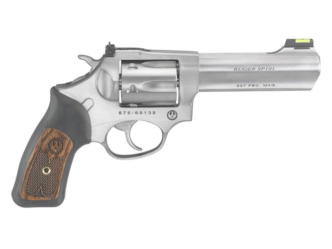 Ruger SP101 in .327 Federal Magnum, ruger SP101, ruger sp101 327 federal magnum