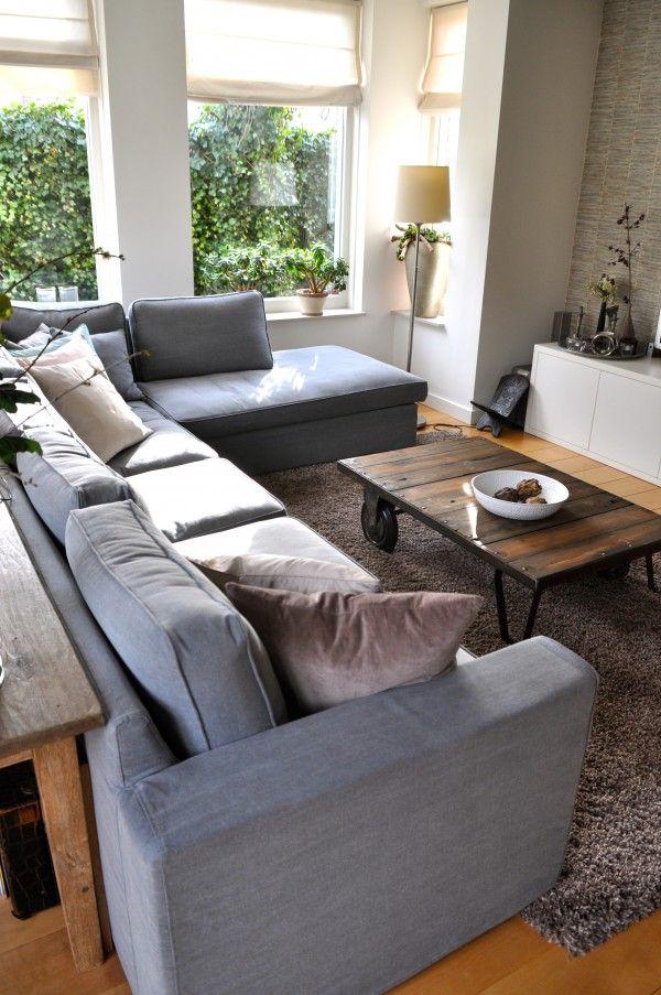 25 beste ideen over Landelijke woonkamers op Pinterest