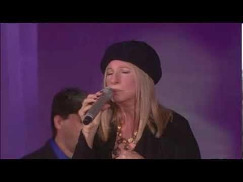 "Barbra Streisand - ""The Way We Were"" 2010 - YouTube"