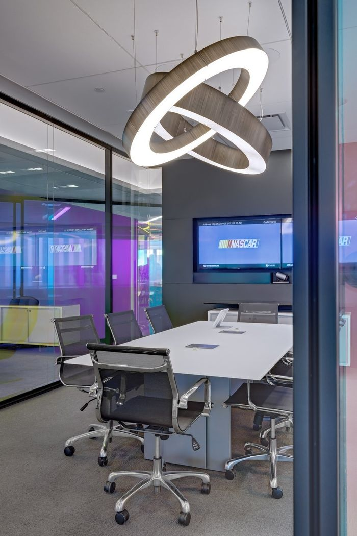 NASCAR Office by Ted Moudis Associates - Office Snapshots