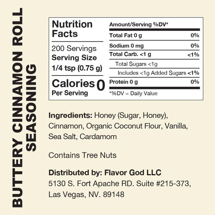 Buttery Cinnamon Roll Topper In 2021