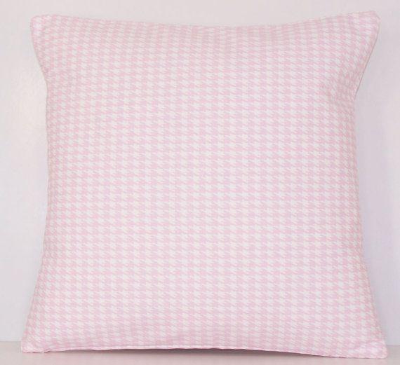 Light Pink Pillow - Pink PILLOW COVER - Euro - Various Sizes - Baby - Nursery - Child - Shower Gift - Lumbar, Sham, 20x20,18x18 22x22