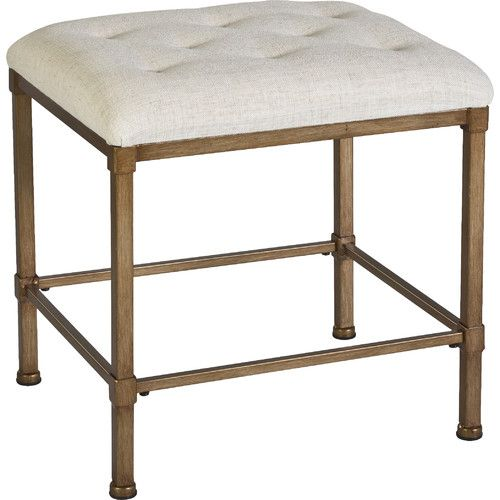 Found it at Wayfair - Katherine Backless Vanity Stool
