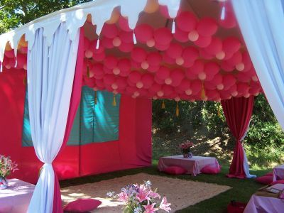 13 Best Balloon Outside Tent Canopy Images On Pinterest