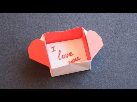 Как сделать Бант из бумаги | How to make a Paper Bow - YouTube