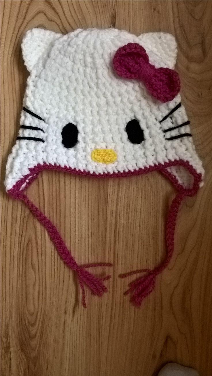 Čepice Hello Kitty